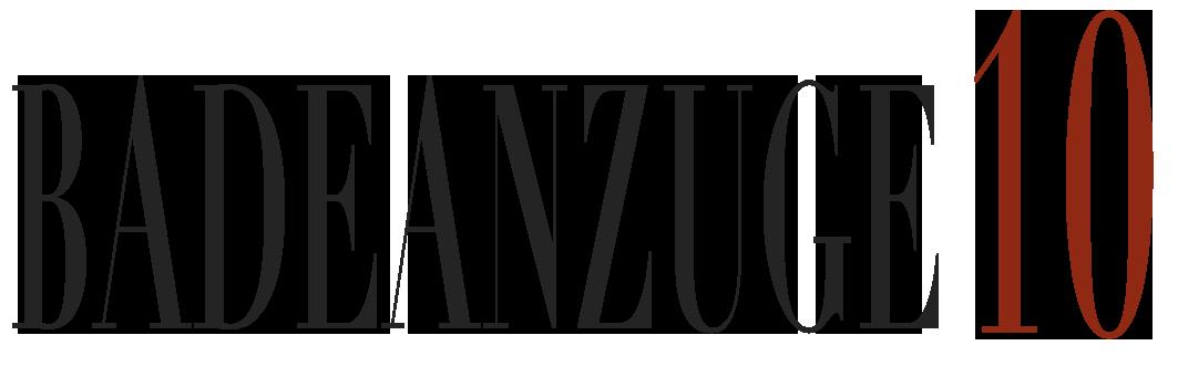 Transparente Badehose - Badeanzüge Kollektion 2020